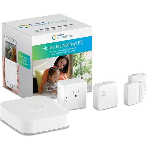 Samsung SmartThings Home Monitoring Kit $155 + Free Store Pickup