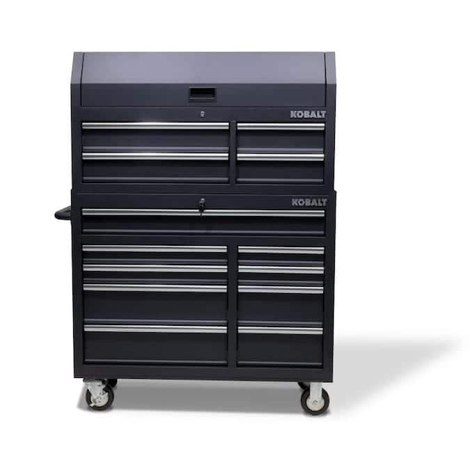 Lowe's YMMV(?): Kobalt 42-in W x 58.8-in H Steel Tool Chest Combo for $498 and free in-store pickup