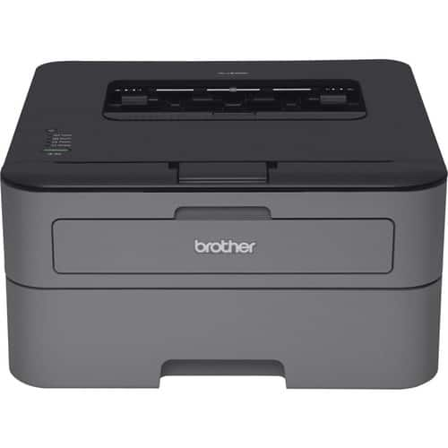Brother HLL2320D Compact Single-Function Monochrome Laser Printer $64.99