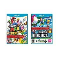 Groupon Deal: Refurbished Super Mario World 3D for $30 or less -$20 for me YMMV- other deals (PS TV, Wii Fit, etc)