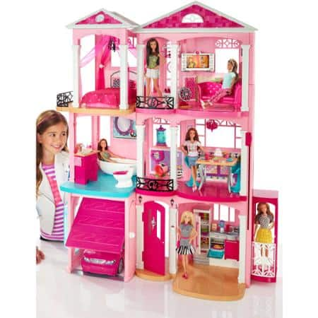 Barbie Dream House $20-$40 Walmart Clearance YMMV in-store $167 at Amazon/walmart.com