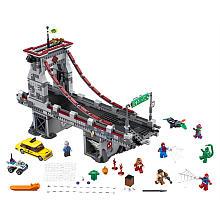 LEGO Super Heroes 76057 Spiderman $80 Walmart and Amazon 1092 pieces