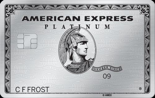 American Express Platinum 100k MR Points offer