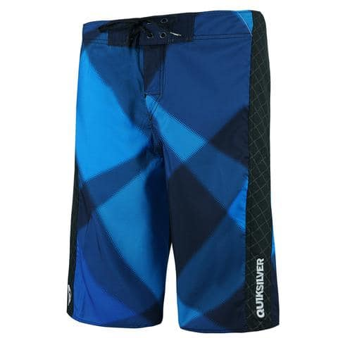 Quiksilver Men's Geometric Print Boardshorts for $10+FS at Proozy
