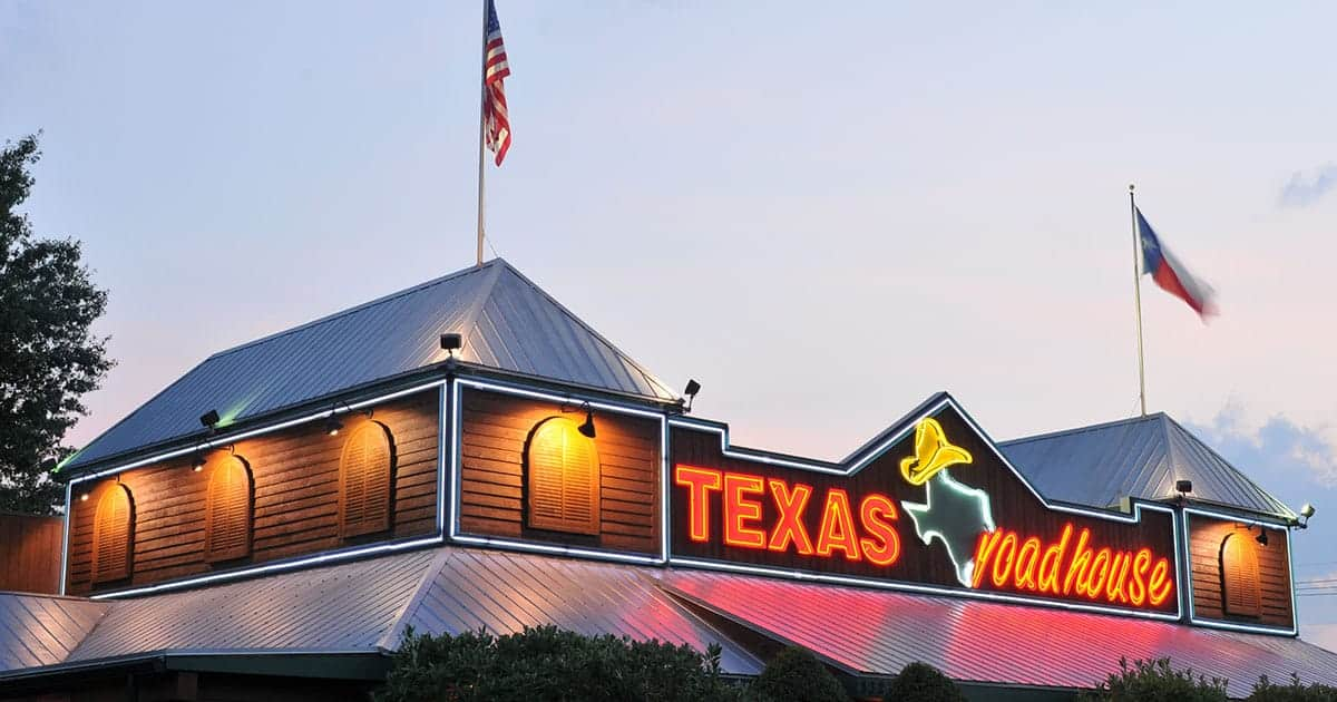 Texas Roadhouse Family Packs $19.99