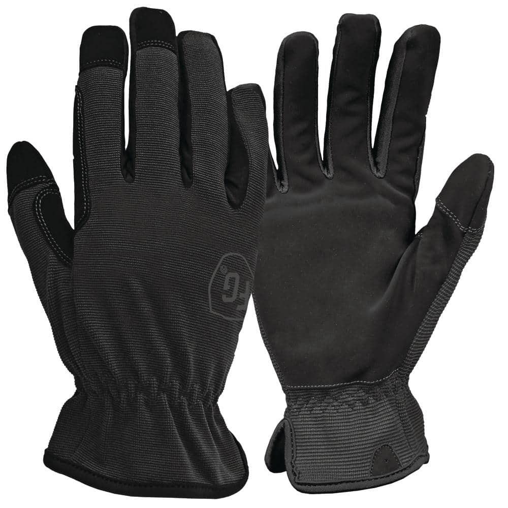 Firmgrip work gloves 8 pack $11.98
