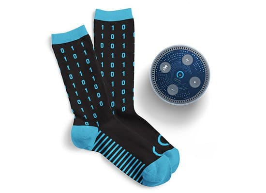 Publish an Alexa Skill in SEPTEMBER to receive a pair of socks & a chance to get a free Echo Dot.