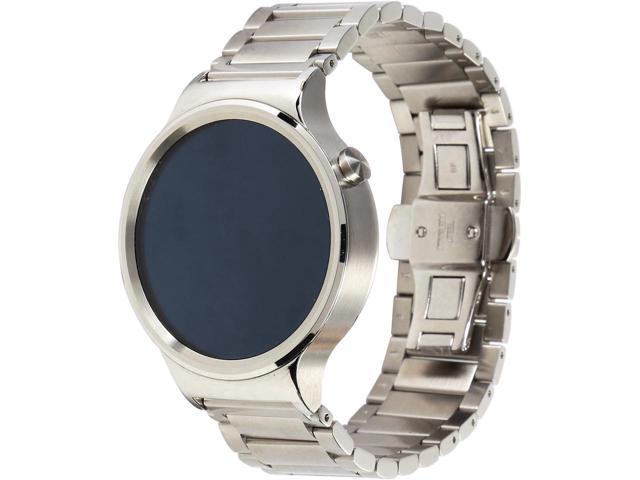 Refurbished: Huawei 55020544-RF or 55020538-RF Smartwatch Stainless Steel w/ Stainless Steel Mesh Band or Stainless Steel Band-Minor scratch on watch and band $170 @ Newegg