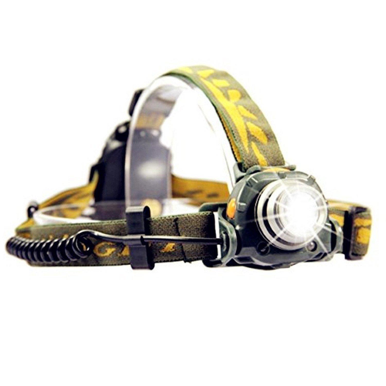 OxyLED MH20 Ultra Bright LED Headlamp Flashlight Motion Sensor Headlight $9.99 w/FPS amazon