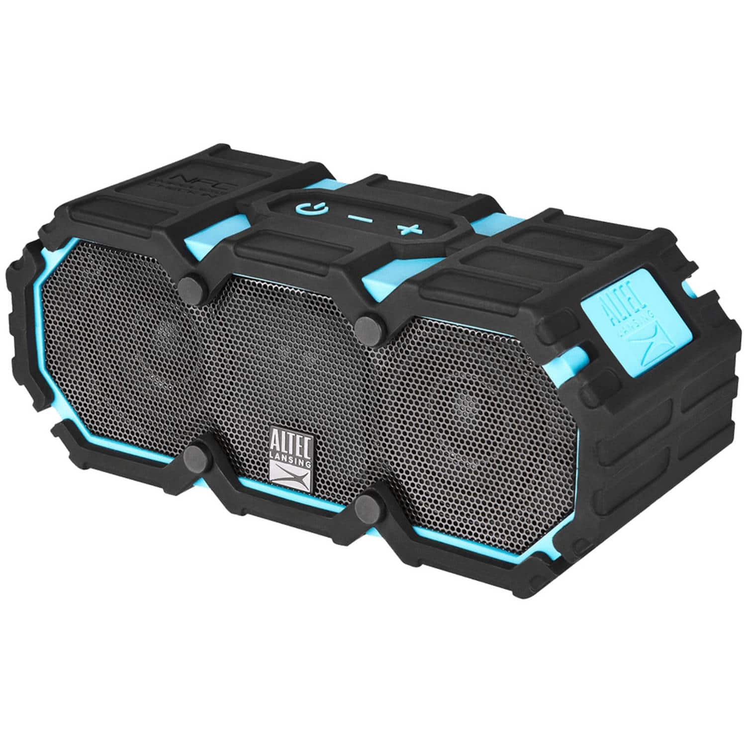 Altec Lansing iMW577 Lifejacket 2 Bluetooth Speaker, Blue $30 Walmart B&M ymmv