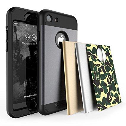 iPhone 7/7 Plus Water Resistant Case 4.99 AC @amazon + FS w/ Prime