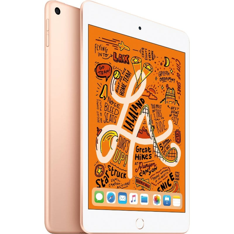 iPad Mini 5 64GB Wifi Only Tablet Refurbished $319