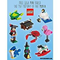 Lego Deal: Registration LIVE for October LEGO mini-build