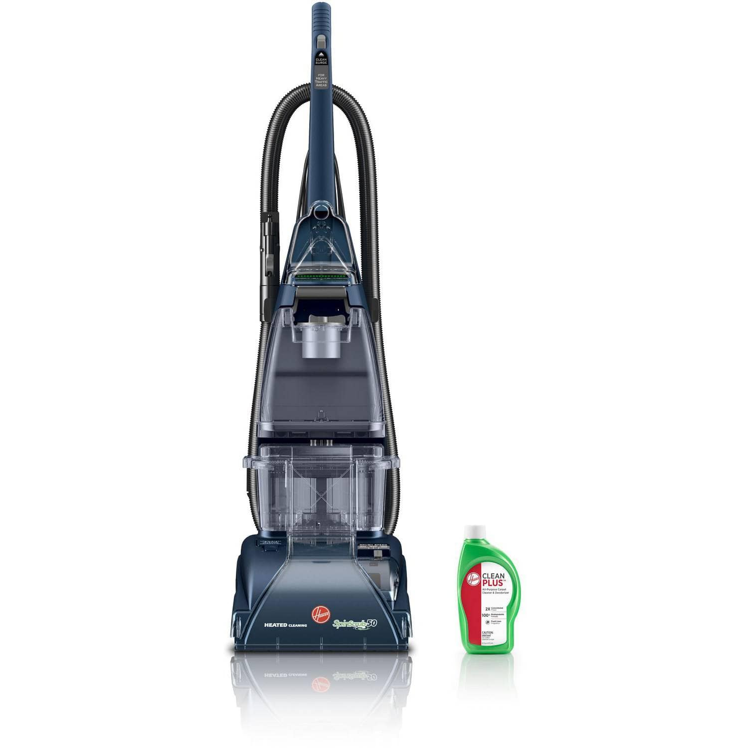 YMMV Hoover SteamVac SpinScrub Carpet Cleaner $33 Wal Mart in store