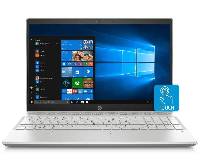 """Extreme YMMV:  HP Pavilion 15 Laptop 15.6"""" Touchscreen, Intel Core i5-8250U for $300 Wal-Mart in-store"""