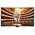 Samsung UN55HU9000 Curved 55-Inch 4K Ultra HD 120Hz 3D Smart LED HDTV for $1399.99 @ eBay + $28 eBay Bucks, FS