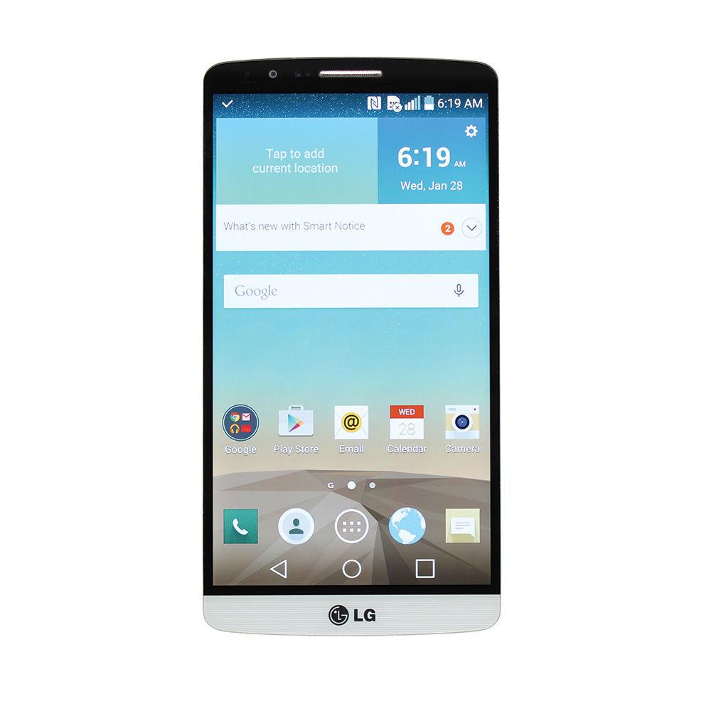 LG G3 D851 32GB for T-Mobile Black (REFURB) - $100 FS