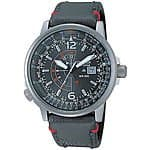 Citizen Eco-Drive Nighthawk Pilots Watch - Brown $152 - Black $159 -  + FREE SHIPPING - Ebay