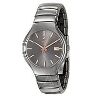 Ashford Deal: Rado True Watch Ceramic - Swiss Mechanical Automatic - Plasma Treated Case - $598 REG $1600 + FREE SHIPPING