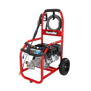 Homelite 2700-PSI 2.3-GPM Gas Pressure Washer $199  REG $279 - TODAY ONLY INSTORE - HOME DEPOT - YMMV