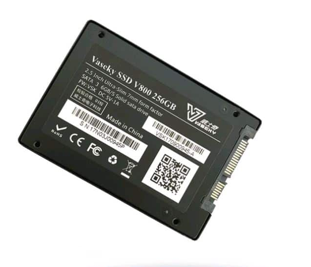 """SSD HD 256GB 2.5"""" SATA3 Solid State Hard Drive Disk - USD$73.99 Free Shipping"""