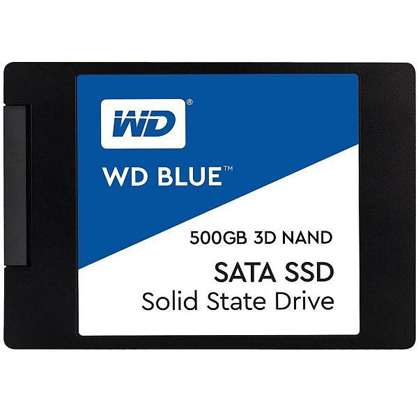 WD Blue 3D NAND 500GB 2.5'' SSD @ Newegg $119.99