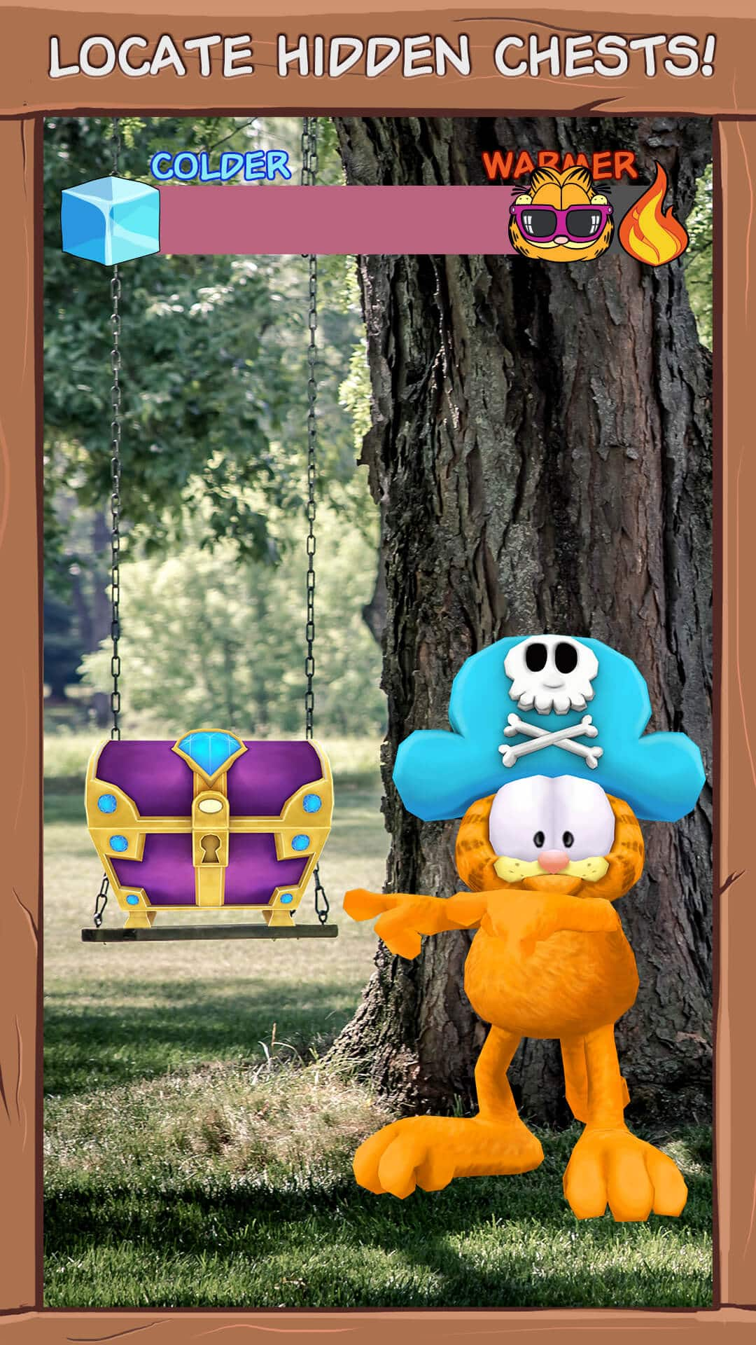 Possibly Win Gift Cards from Visa, Amazon and others playing GARFIELD GO!!! free2play