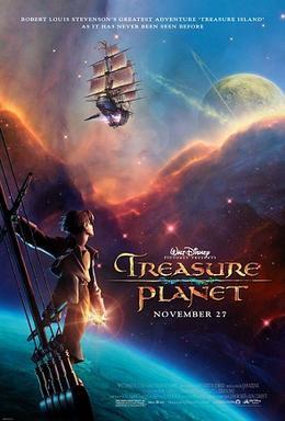 Disney's Treasure Planet (Digital HD Movie) $4.99