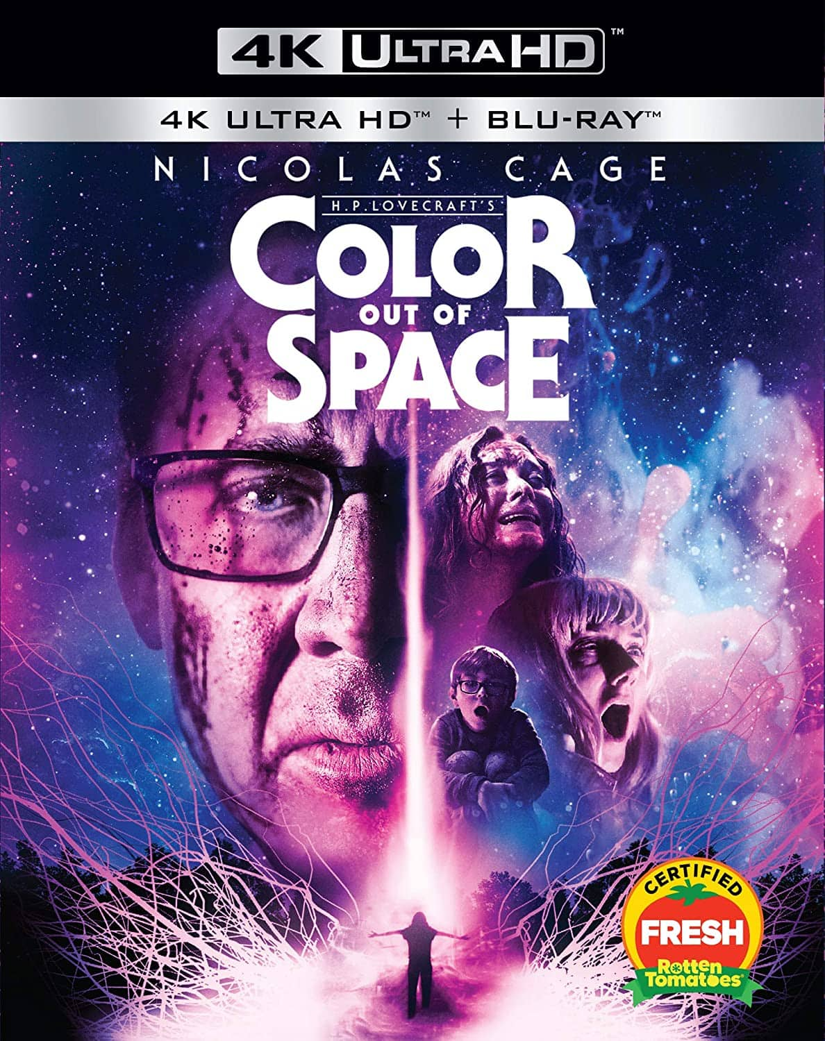 Color Out of Space - 4K/UHD + Blu-ray (No Digital Code) $12.96