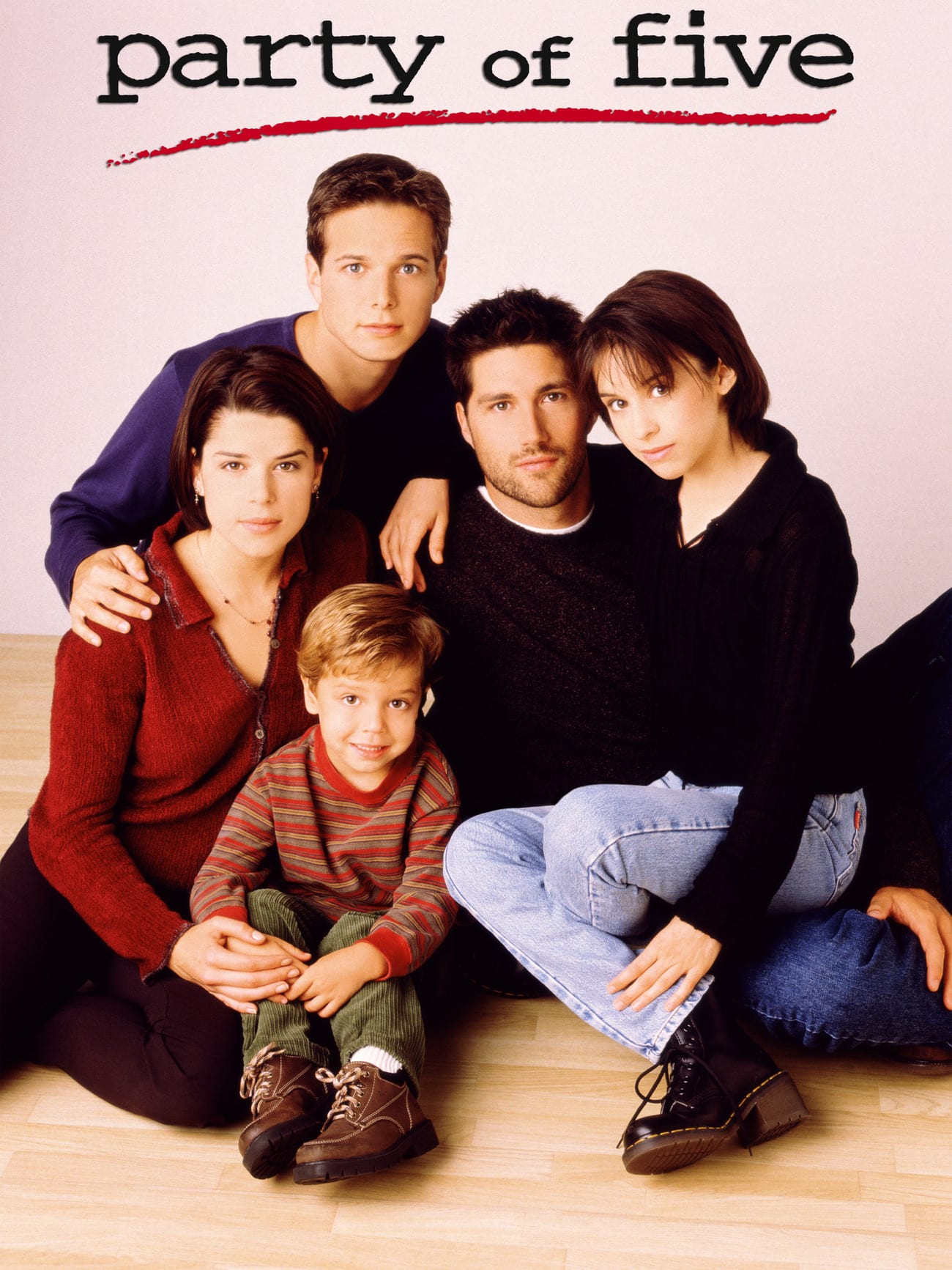 Party of Five: The Complete TV Series (143 Episodes) for $29.99 (Digital SD) on iTunes