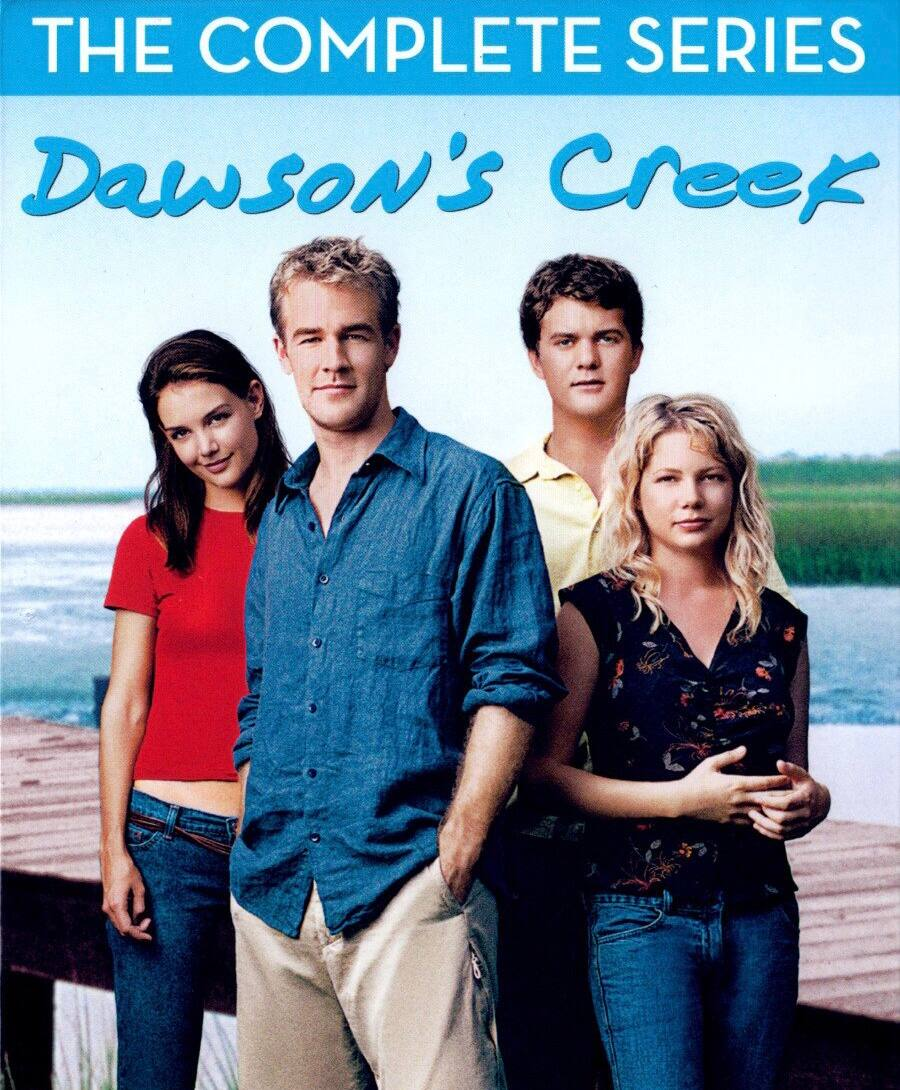 Dawson's Creek: The Complete TV Series (128 Episodes) for $29.99 - (Digital SD) on iTunes