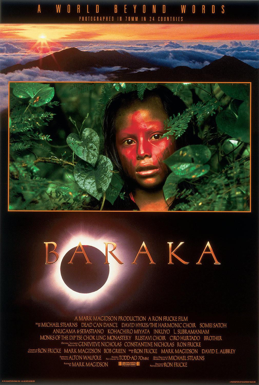 Baraka - Digital HD Documentary Film - $5