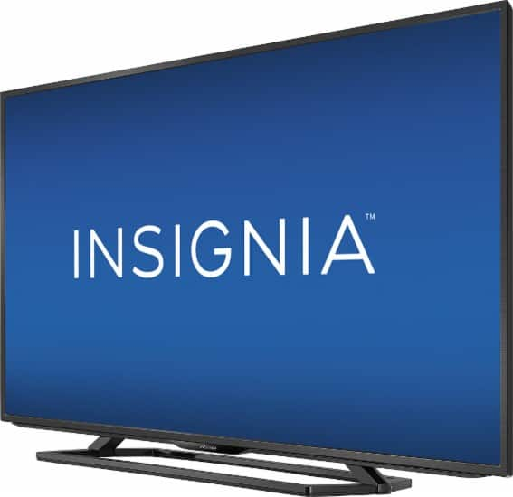 "Insignia 50"" Class LED 4K Ultra HD TV - Smart - Roku TV - $329 In-Store Only Right Now YMMV"