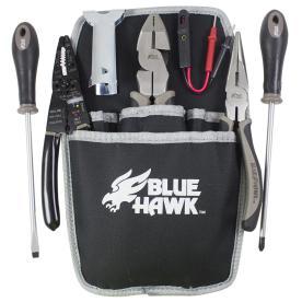 Blue Hawk Electrician's Tool Set for $9.98 (reg $30) @ Lowe's + Free store pickup