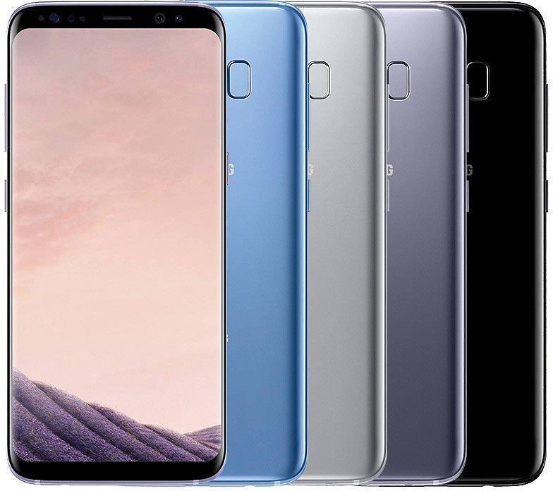 Samsung Galaxy S8 SM-G950U 64GB GSM Unlocked Android Smartphone $229.99 + fs
