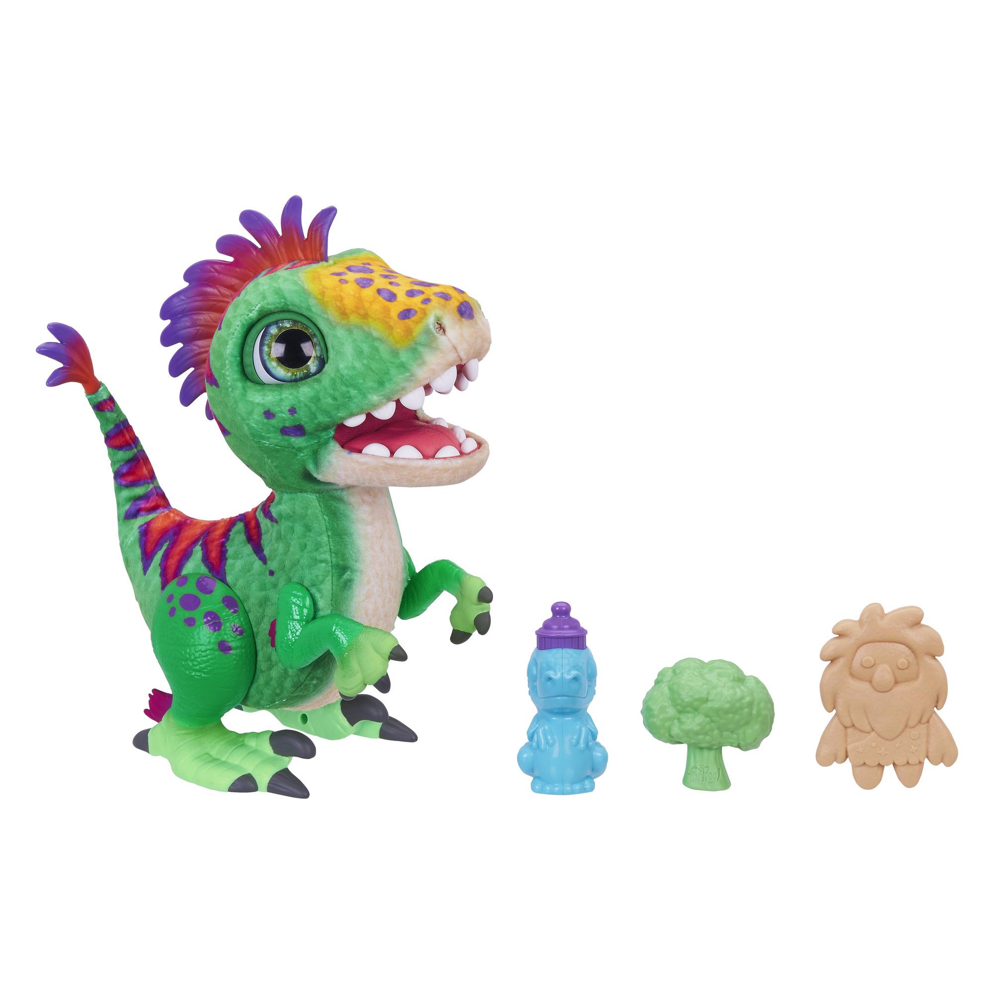 FurReal Munchin' Rex $24.99 + ship @amazon