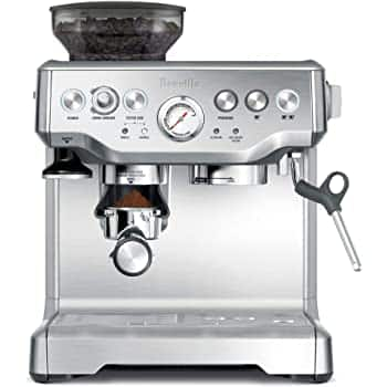 Breville BES870XL Barista Express Espresso Machine, Brushed Stainless Steel $559.79