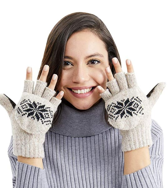metog 3M ThinsulateC100 Thermal Insulation Mittens,Gloves  $7.79