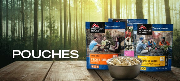 Mountain House Pouch - Free After Rebate (MIR) (Up to $11 value) - 10/31/16 (18+)