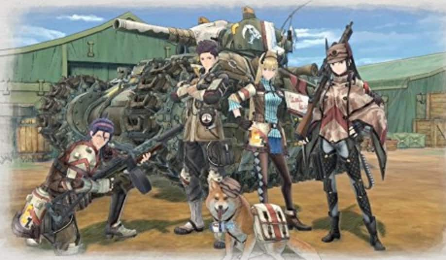 Valkyria Chronicles 4: Memoirs From Battle Edition - Nintendo Switch - $37.97 @ Amazon