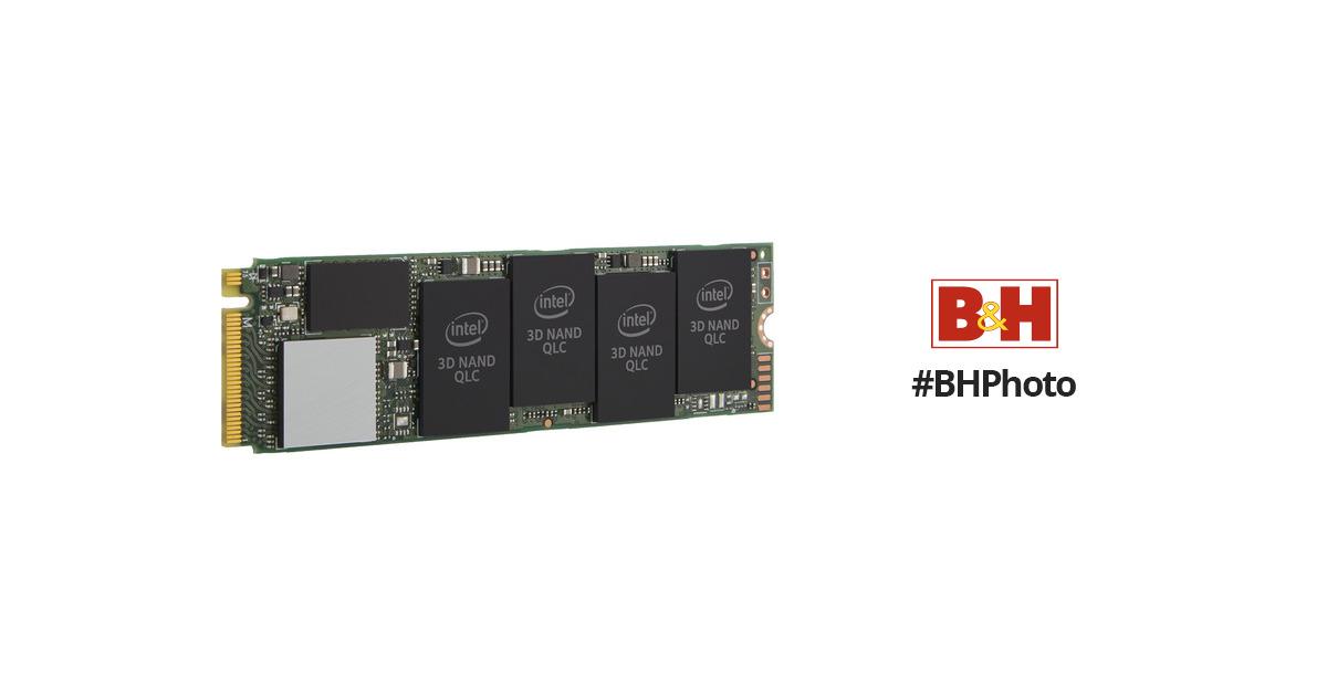 Intel 1TB 660P NVMe M.2 SSD - 115$