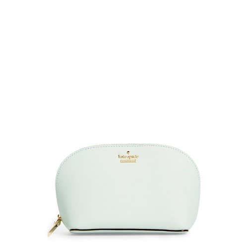 cameron street - small abalene leather cosmetics case $52.26@nordstrom