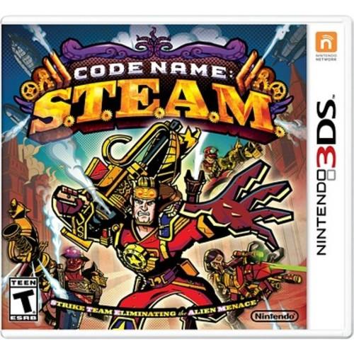 Code Name S.T.E.A.M., Nintendo, Nintendo 3DS - $4.37