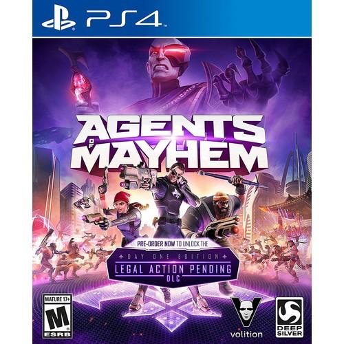 Agents of Mayhem - PlayStation 4 - $10.90