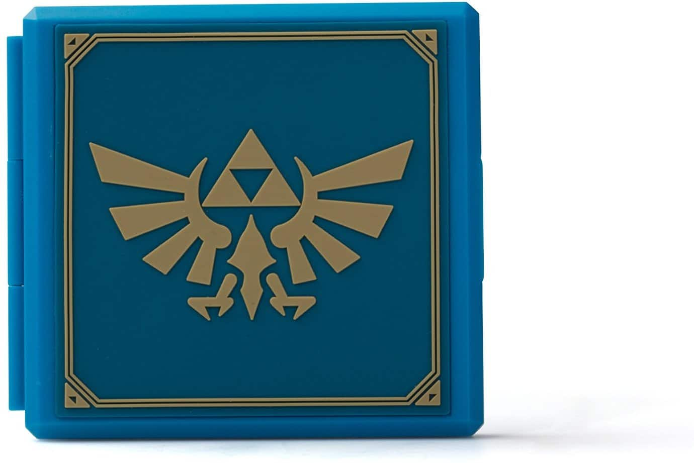 Amazon Nintendo Switch Zelda Game Card Case - $5.97