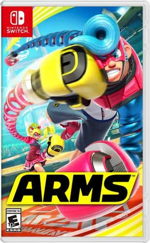 Arms - Nintendo Switch $47.99 & More (Best Buy Switch Games Sale)