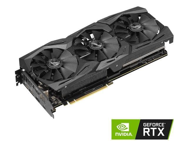 ASUS ROG Strix GeForce RTX 2070 8GB $400 after MIR