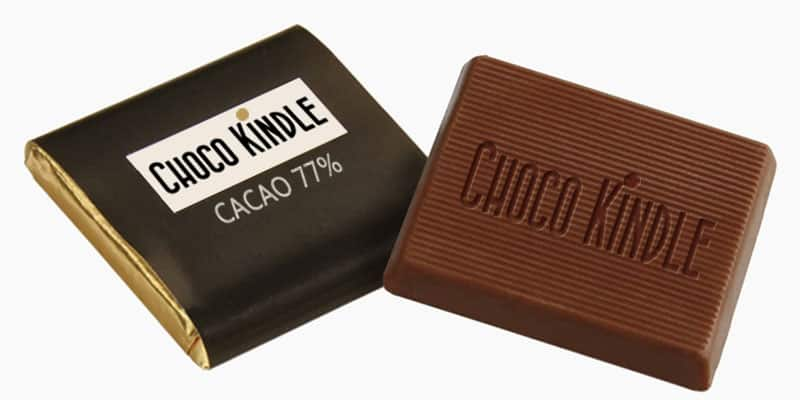 Free Choco Kindle Chocolate Samples WARNING: Possible phishing/scam