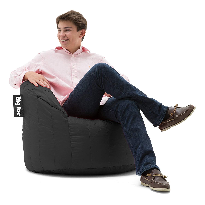 Amazing Big Joe Lumin Bean Bag Chair Available In Multiple Colors Beatyapartments Chair Design Images Beatyapartmentscom