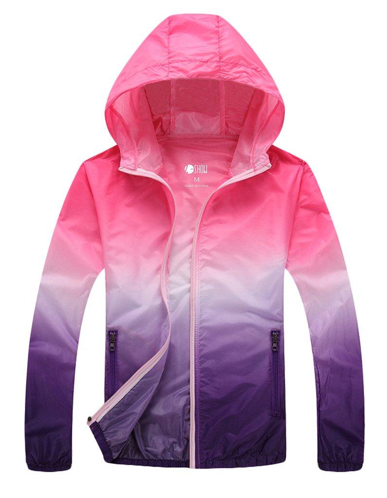 ZSHOW Women's Lightweight Quick Dry Jacket Windbreaker $13.95 AC @ Amazon